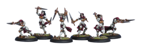 Menoth Daughters of the Flame (6)